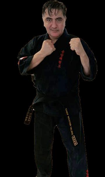 American Martial Arts Owner