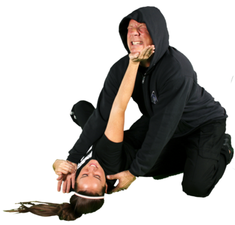 American Martial Arts self-defense krav