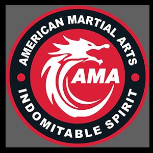 American Martial Arts Logo